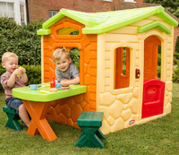 Little Tikes: Picnic On The Patio - Playhouse (Natural)