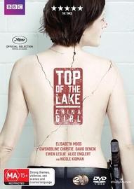 Top Of The Lake: China Girl - Season 2 on DVD