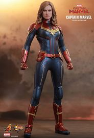 "Captain Marvel: Captain Marvel - 12"" Articulated Figure"