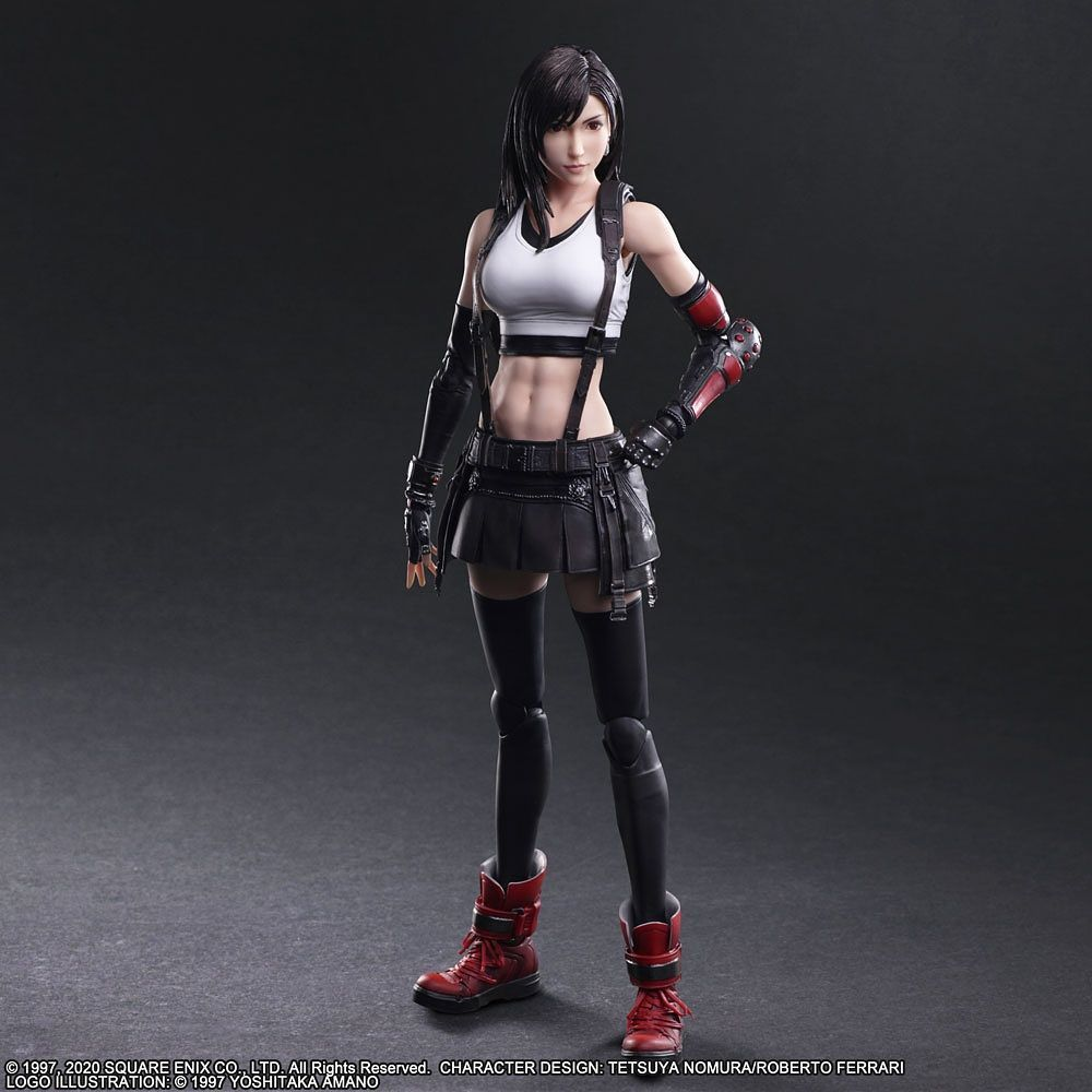 Final Fantasy VII Remake: Tifa Lockhart - Play Arts Kai Figure image