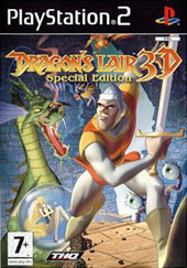 Dragon's Lair 3D Special Edition for PlayStation 2