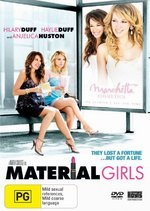 Material Girls on DVD