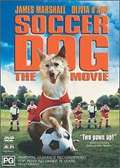 Soccer Dog: The Movie on DVD