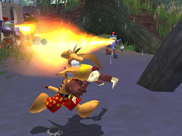 TY the Tasmanian Tiger 2 for PlayStation 2 image