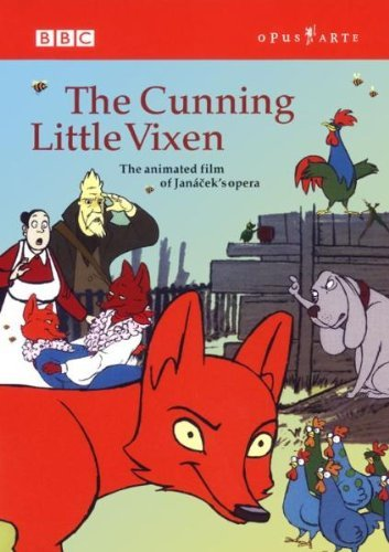 Janacek: The Cunning Little Vixen on DVD