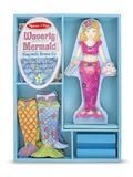 Melissa & Doug: Waverly Mermaid Magnetic Dress Up Set