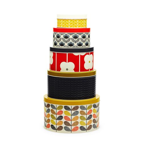 Orla Kiely Cake Tin Set