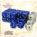 Army Painter Wargamer Dice: Blue