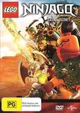 LEGO Ninjago: Masters of Spinjitzu - Series 5: Vol 2 on DVD