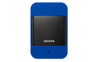 "1TB ADATA HD700 Durable 2.5"" USB 3.0 External HDD (Blue)"