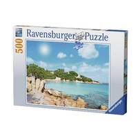 Ravensburger: Beach In Sardinia- 500pc Puzzle