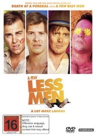 A Few Less Men on DVD