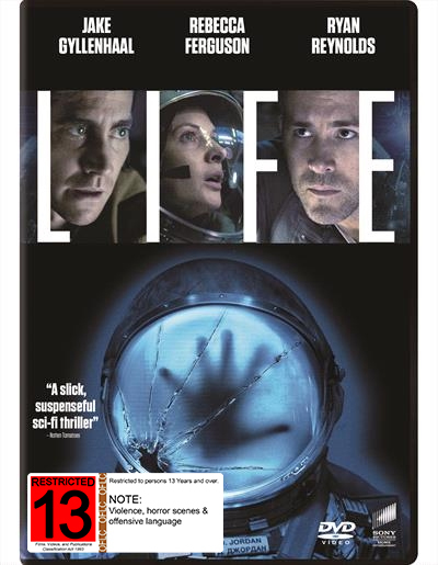 Life on DVD image
