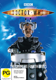 Doctor Who (2008) - Complete 4th Series (6 Disc Box Set) on DVD