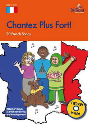Chantez Plus Fort! by Martial Romanteau