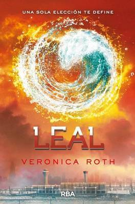 Leal Divergent Trilogy Allegiant by Veronica Roth image