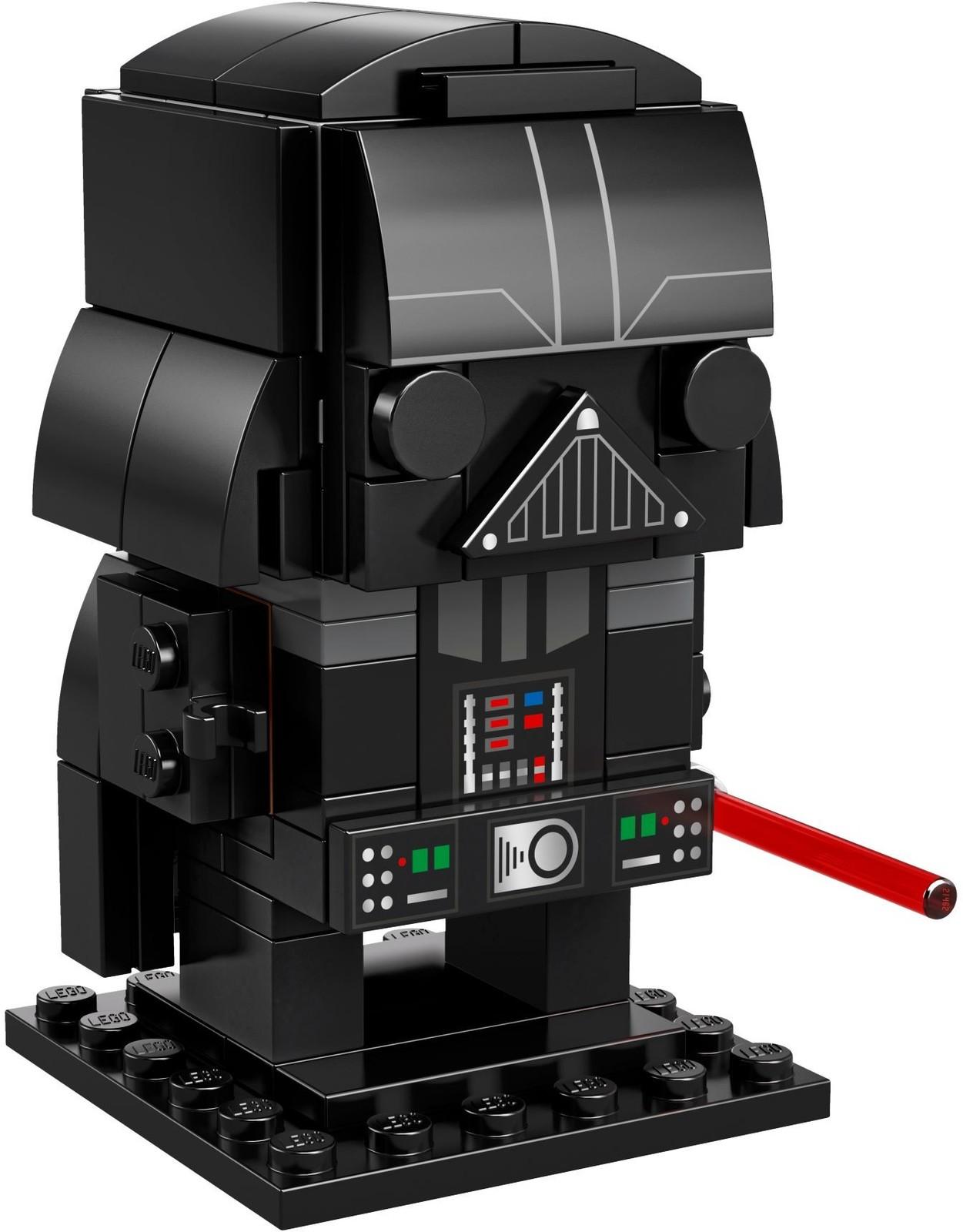 LEGO Brickheadz: Darth Vader (41619) image