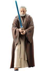 Star Wars: 1/10 Obi-Wan Kenobi - ArtFX+ Statue