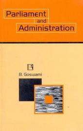 Parliament and Administration by B.N. Goswami image