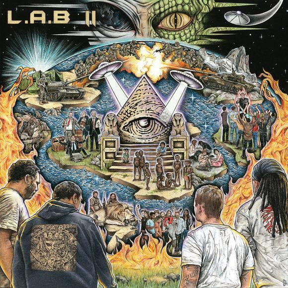 II by L.A.B