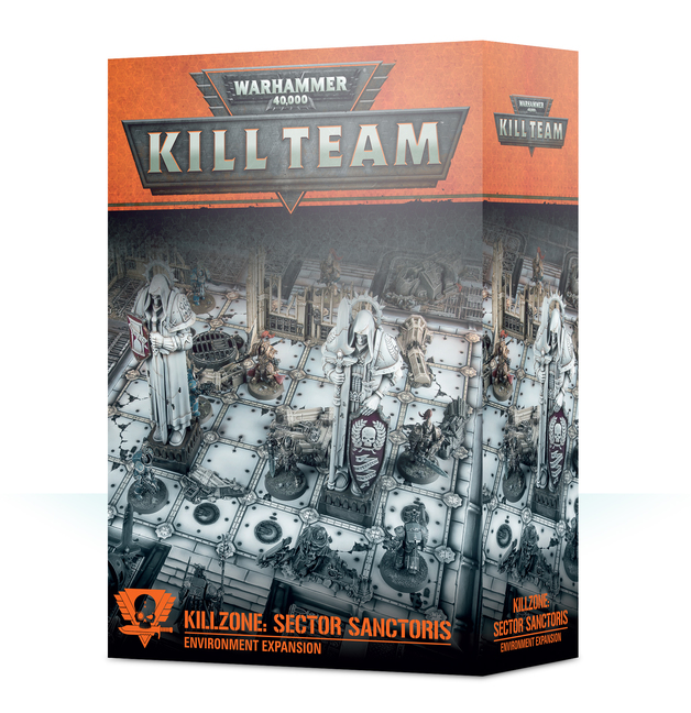 Warhammer 40,000: Killzone - Sector Sanctoris