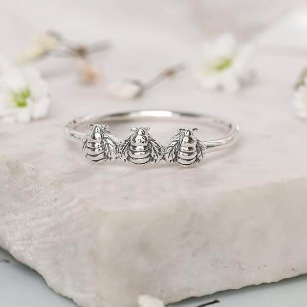 Midsummer Star: Bee Mine Ring (Size 6)