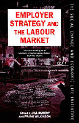 Employer Strategy and the Labour Market image