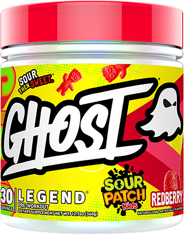 Ghost Lifestyle Legend Pre-Workout - Red Berry (30 Serves)