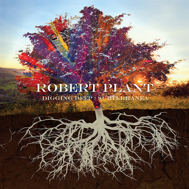 Digging Deep: Subterranea by Robert Plant