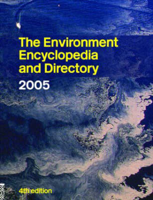 The Environment Encyclopedia and Directory 2005 image
