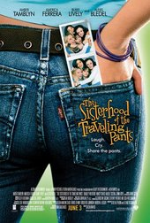 The Sisterhood of the Travelling Pants on DVD