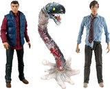 Doctor Who Action Figure Set - Prisoner Zero, 11th Doctor & Rory Williams