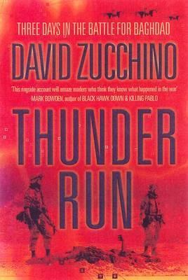 Thunder Run by David Zucchino image