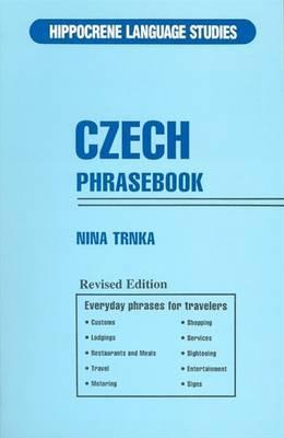 Czech Phrase Book by Nina Trnka