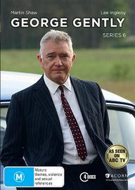 George Gently - Series 6 on DVD