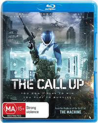 The Call Up on Blu-ray