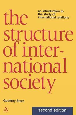 Structure of International Society by Geoffrey Stern image