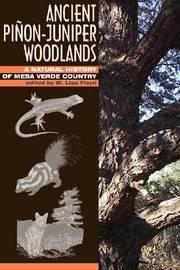 Ancient Pinon-Juniper Woodlands image