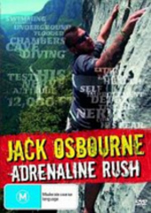 Jack Osbourne - Adrenaline Rush on DVD