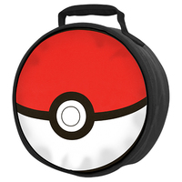 Pokeball Round Lunch Bag
