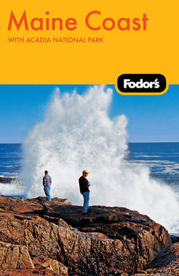 Fodor's Maine Coast by Fodor Travel Publications image