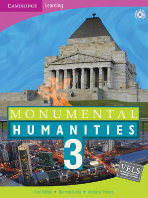 Monumental Humanities: No. 3 by Ken Webb image