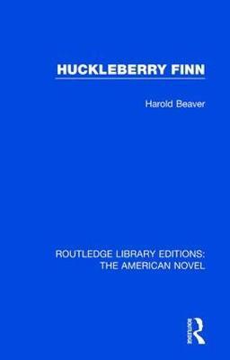 Huckleberry Finn by Harold Beaver image