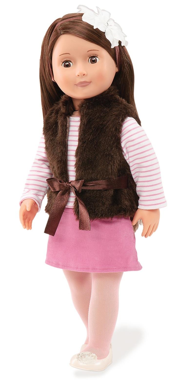 "Sienna - 18"" Regular Doll | Toy | at Mighty Ape Australia"
