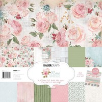 Kaisercraft: Rose Avenue Paper Pack with Bonus Sticker Sheet