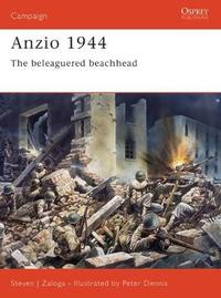 Anzio 1944 by Steven Zaloga image