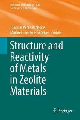 Structure and Reactivity of Metals in Zeolite Materials image