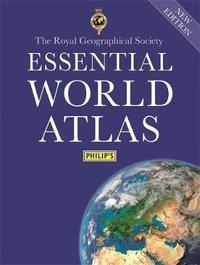 Philip's Essential World Atlas 2019 by Philip's Maps