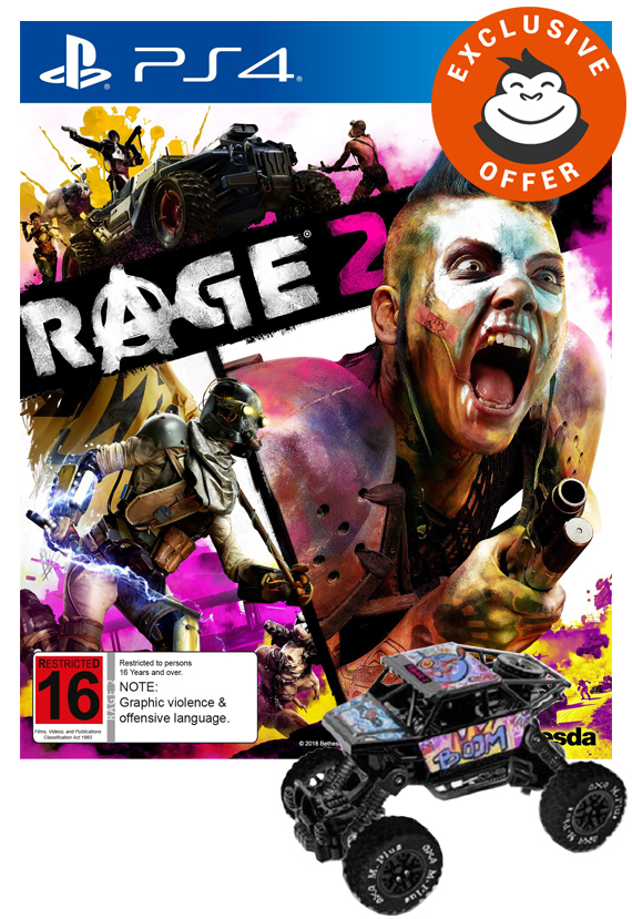 Rage 2 for PS4 image