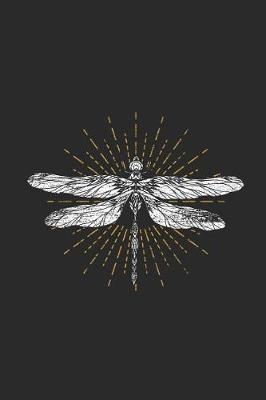 Dragonfly Drawing by Dragonfly Publishing